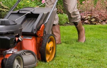 benefits of Denver lawn mowing